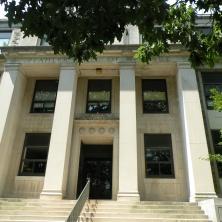 Pfahler, le bâtiment des sciences