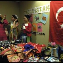La table du Tadjikistan