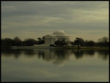 Le Jefferson memorial